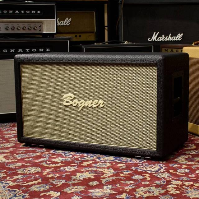 Bogner/212CB closed back stack cabinet (Japan Limited) Comet Tolex/Salt&Pepper