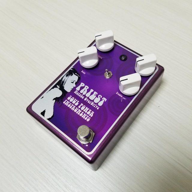Soul Power Instruments/Priest