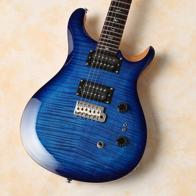Paul Reed Smith(PRS)/35th Anniversary SE Custom 24 / Faded Blue Burst【在庫あり】