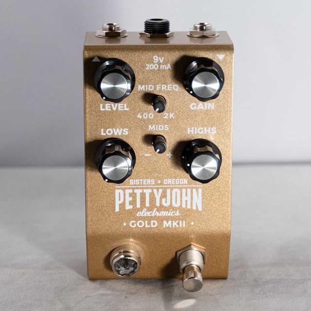 PETTYJOHN/GOLD MK II【在庫あり】【2009E1】