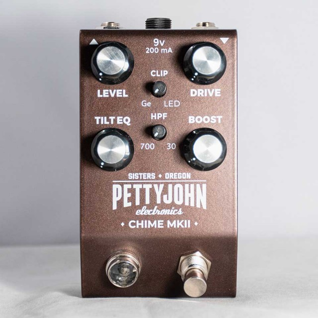 PETTYJOHN/CHIME MK II【在庫あり】【2009E1】