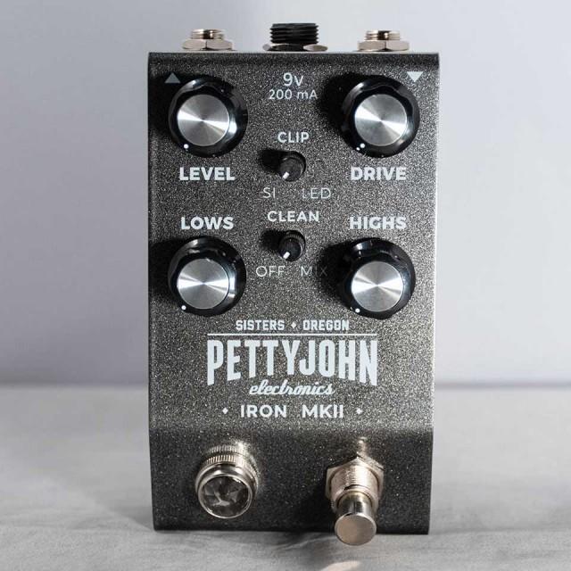 PETTYJOHN/IRON  MK II【在庫あり】【2009E1】