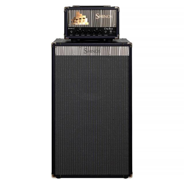 SHINOS&L/City Bass Head Cabinet Speaker 212 set HATA ランダムウェーブパネル【ご予約受付中】