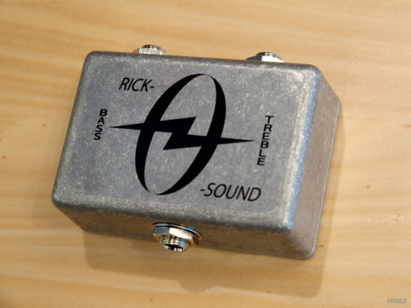 Miyaji Custom Shop/RICK-0-SOUND KIT with Belden Vintage sound cable Special Stereo Ver. 【在庫あり】
