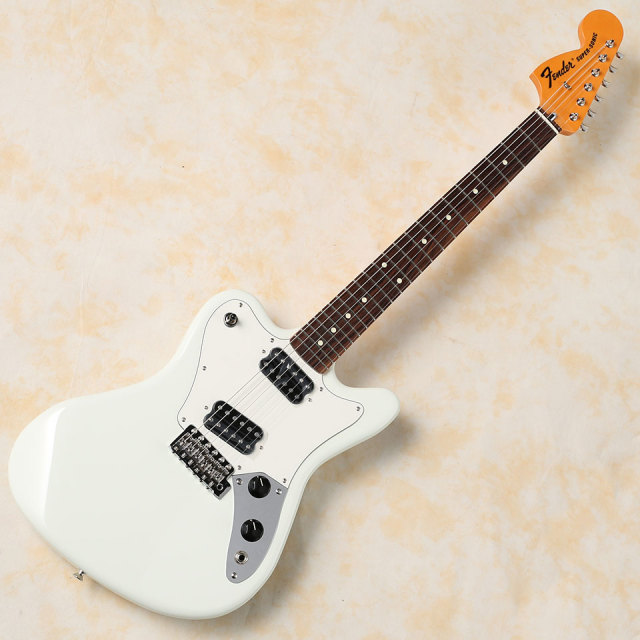 Fender/Made in Japan Limited Super Sonic Rosewood Fingerboard (Olympic White)【在庫あり】