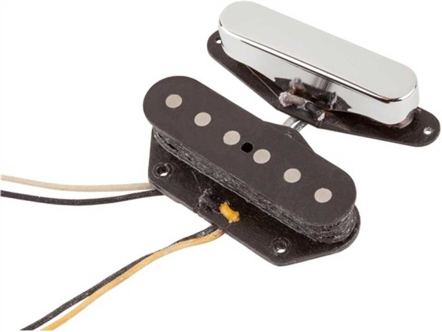Fender Custom Shop/'51 Nocaster Tele Pickup Set of 2【在庫あり】