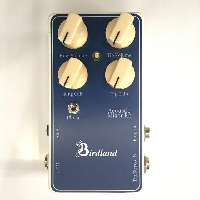 Birdland/Acoustic Mixer R2【受注生産品】