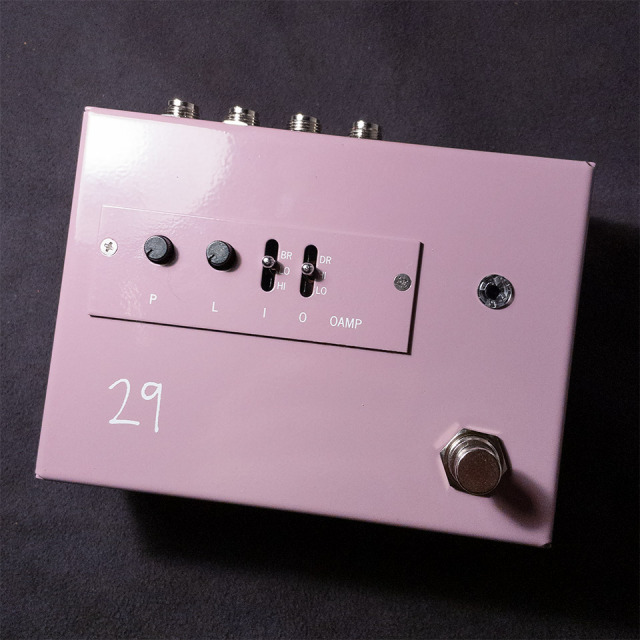 29 Pedals/OAMP