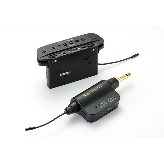 SKYSONIC/WL-800JP Wireless Soundhole Pickup【ワイアレス】【アコギ】【在庫あり】