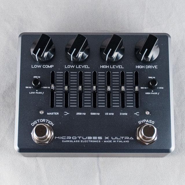 Darkglass Electronics/Microtubes X ULTRA