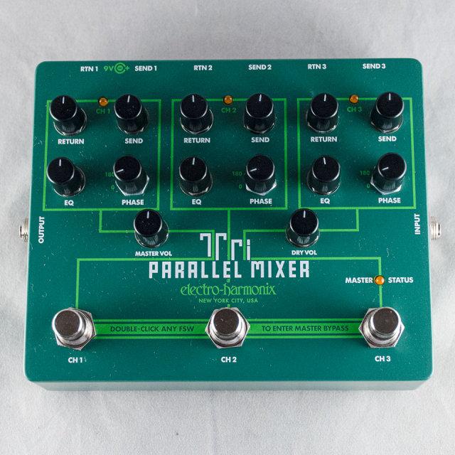 Electro-Harmonix/Tri Parallel Mixer