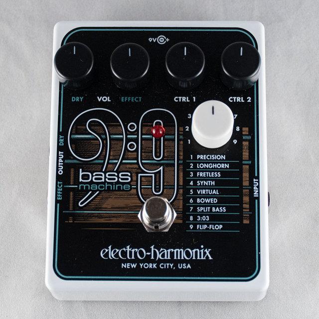 Electro-Harmonix/BASS 9