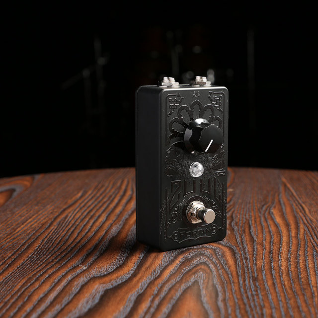 Fortin Amplification/ZUUL-BlackOut