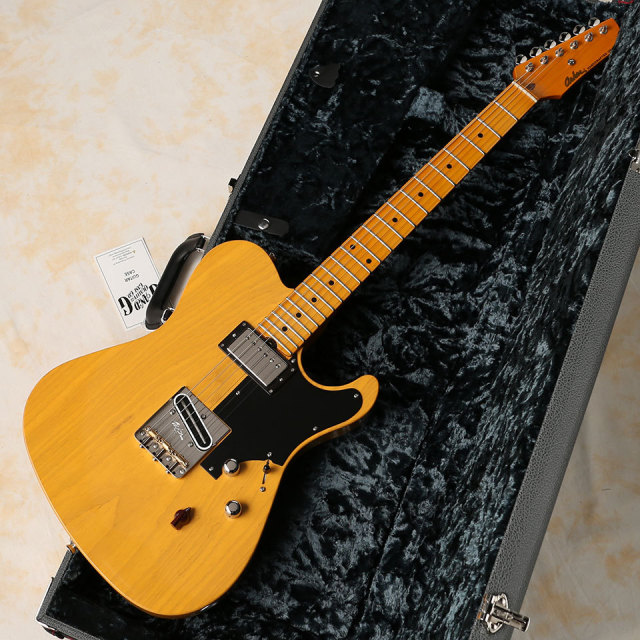 Asher Guitars/HT-Deluxe (Butterscotch Nitro) #1219