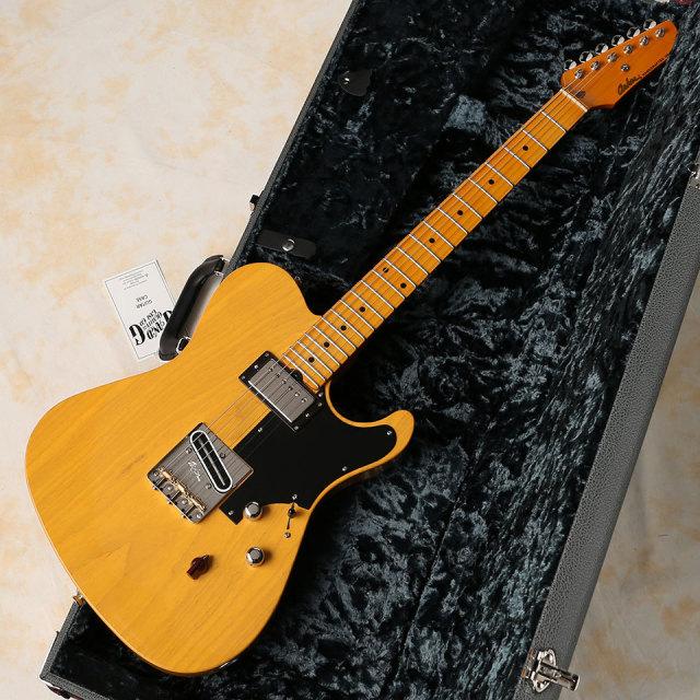 Asher Guitars/HT-Deluxe (Butterscotch Nitro) #1219