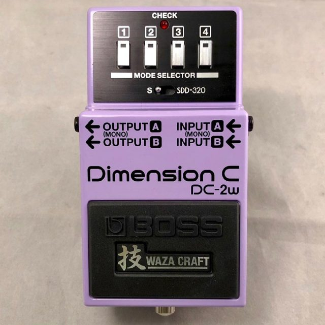 BOSS/DC-2W Dimension C 技 Waza Craft【在庫あり】