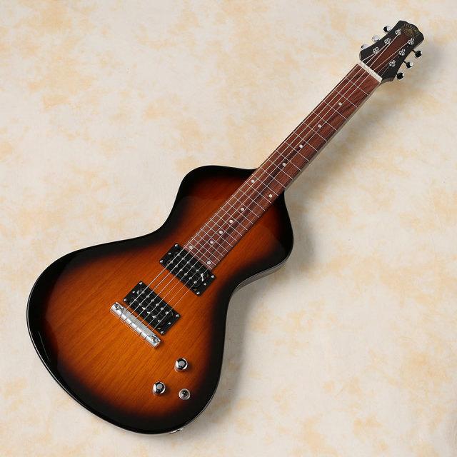 Asher Guitars/Electro Hawaiian Junior (Tabacco Burs)