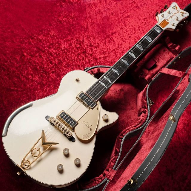 Gretsch/Custom Shop G6134CS 1955 White Penguin Relic Built by Stephen Stern【在庫あり】