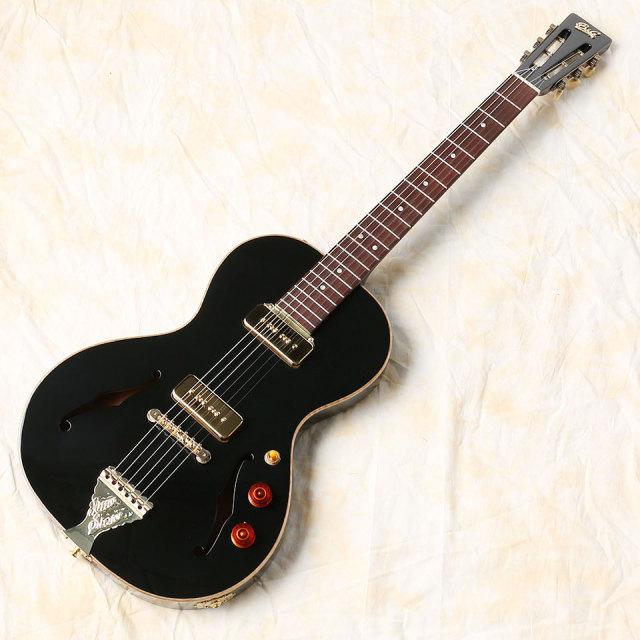 B&G Guitars/Little Sister Crossroads Non Cutaway P90 (Midnight Ocean) #015