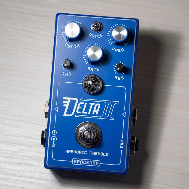Spaceman Effects/Delta II Blue【在庫あり】