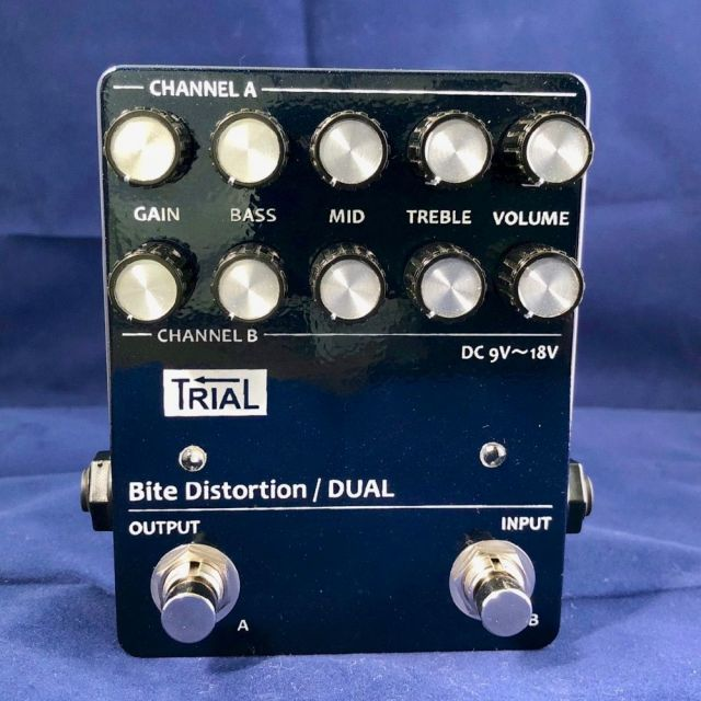 TRIAL/Bite Distortion Dual【2002E2】