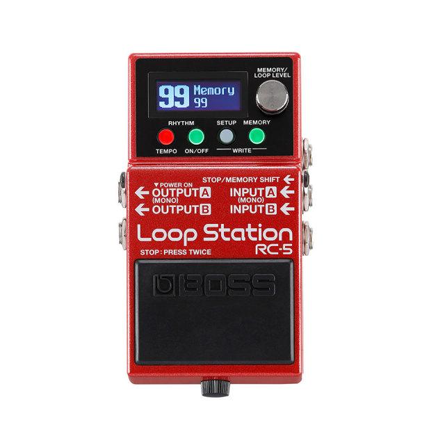 BOSS/RC-5 Loop Station【お取り寄せ商品】