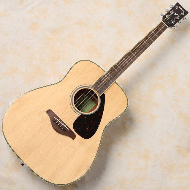 YAMAHA/FG820 NT(ナチュラル) アコースティックギター【神田店】【お取り寄せ商品】
