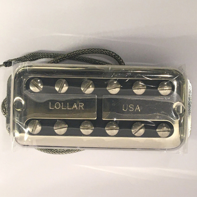 LOLLAR PICKUPS/Lollartron Traditional Mount Mod / Neck