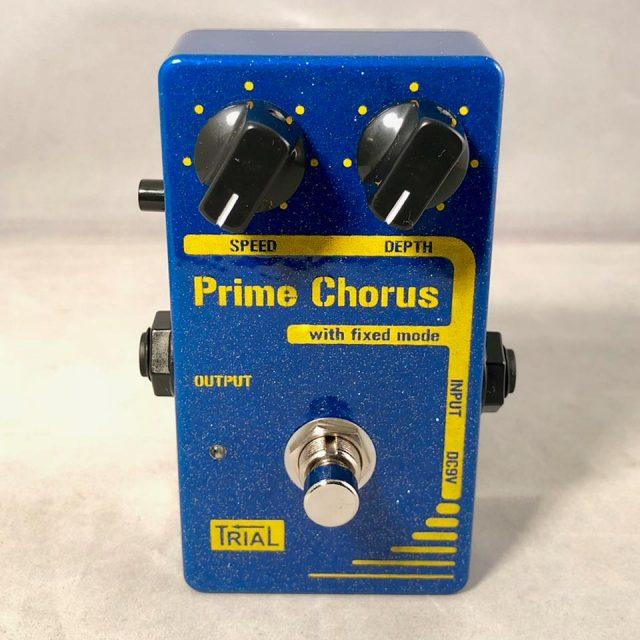 TRIAL/PRIME CHORUS