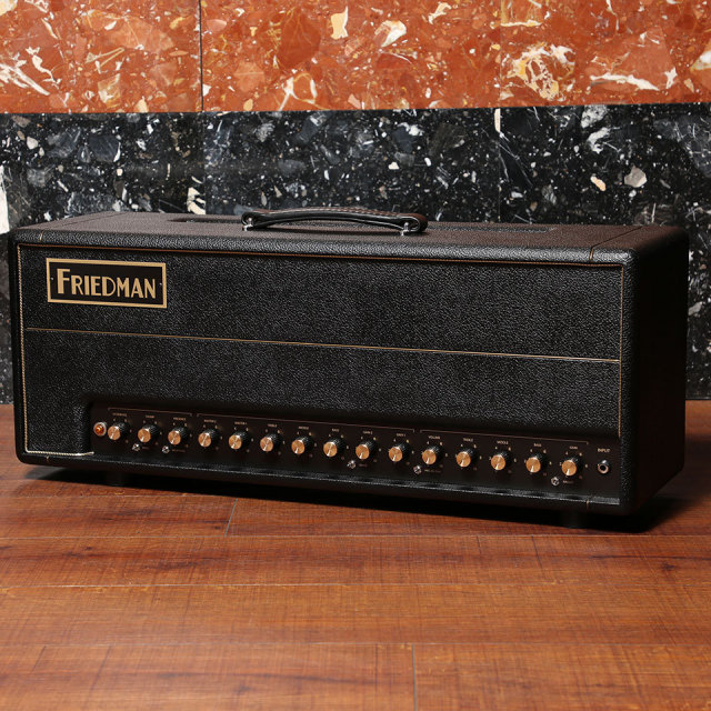 Friedman/BE-100 Deluxe w/Colossus Speaker Cable