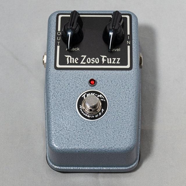 Tru-Fi/Zoso Fuzz Gray