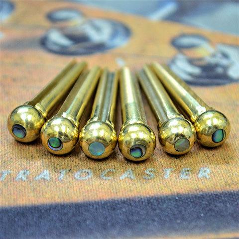 Birdland/Bridge Pin / Brass【ブリッジピン】【ブラス】【在庫あり】