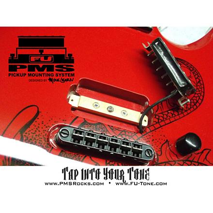 FU-Tone/PMS! Pickup Mounting System【在庫あり】