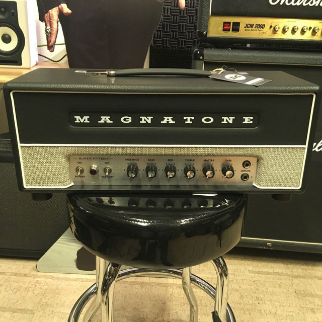 MAGNATONE/Super Fifteen 15 Head