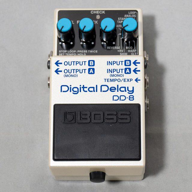 BOSS/DD-8 Digital Delay【お取り寄せ商品】