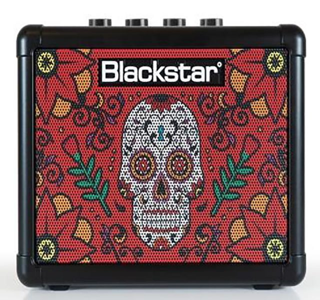 Blackstar/FLY 3 SUGAR SKULL 2【在庫あり】