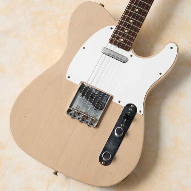 "Fender Custom Shop/2020 Team Built Custom 1961 Telecaster ASH "" Journeyman Relic "" (Honey Blonde)【2102G1】"