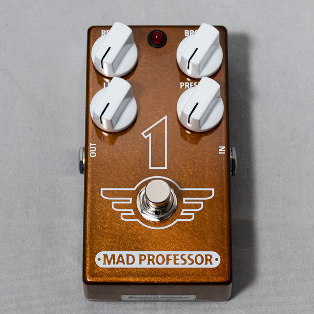 "MAD PROFESSOR/""1"" ONE"