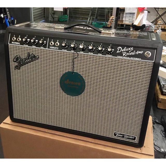 Fender/Tone Master Deluxe Reverb【送料無料】