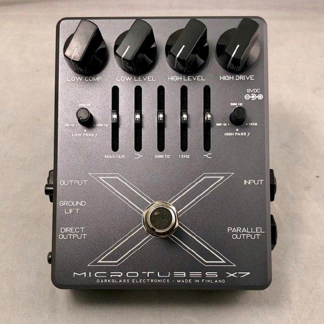 Darkglass Electronics/Microtubes X7【チョイキズ特価】【送料無料】【在庫あり】