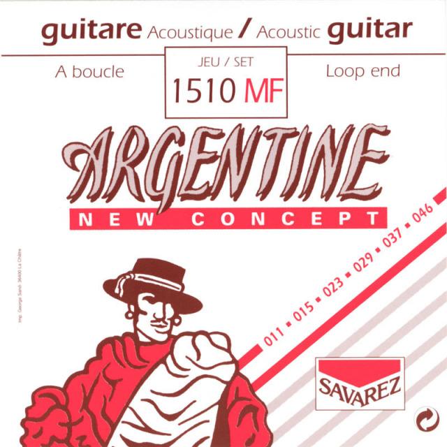 SAVAREZ/Argentine 1510MF L【マカフェリ】【ループエンド】【在庫あり】