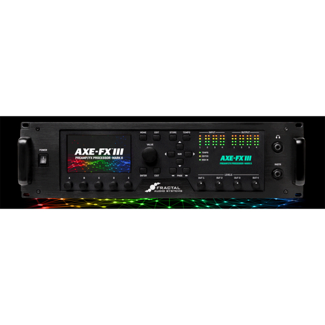FRACTAL AUDIO SYSTEMS/Axe-Fx III MARK II【お取り寄せ商品】