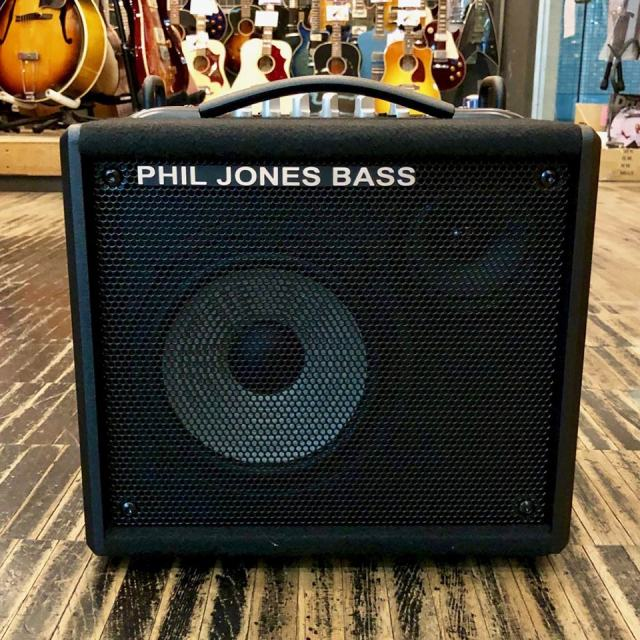 Phil Jones Bass/Micro7