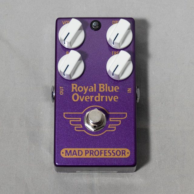 MAD PROFESSIR/Royal Blue Overdrive