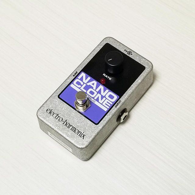 Electro-Harmonix/Nano Clone【在庫あり】