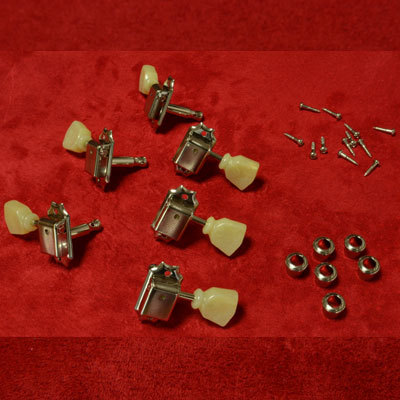 Montreux/The Clone Tuning Machines for 59 LP Nickel