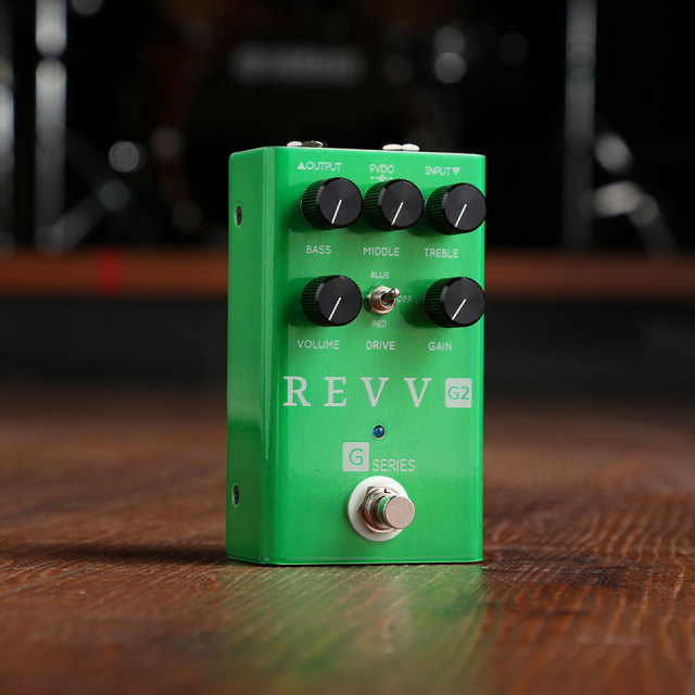 REVV Amplification/G2 PEDAL【在庫あり】