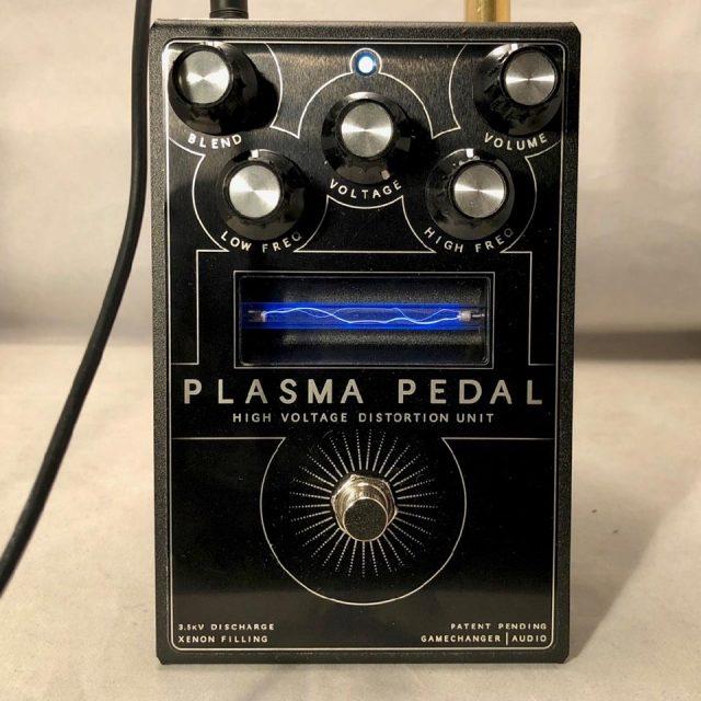 GAMECHANGER AUDIO/PLASMA Pedal【在庫あり】【数量限定!フットスイッチハットプレゼント!】