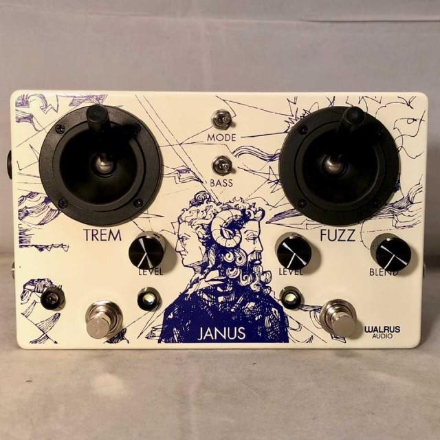 WALRUS AUDIO/JANUS【お取り寄せ商品】