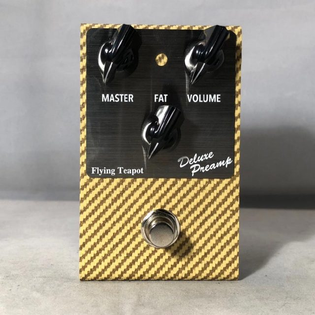 flying teapot/Deluxe Preamp【在庫あり】